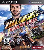 Jimmie Johnson: Anything with an Engine