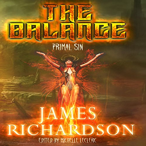 The Balance: Primal Sin audiobook cover art