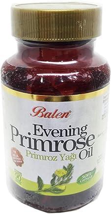Balen Evening Primrose Oil Yumuşak Kapsül 650MG - 90 Kapsül