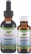 Native Remedies Tremorsoothe And Purecalm Combopack (one Of Each), 0.4 Units