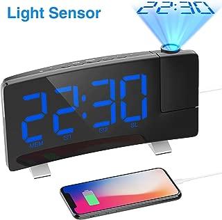 iRedBeau Projection Alarm Clock,7