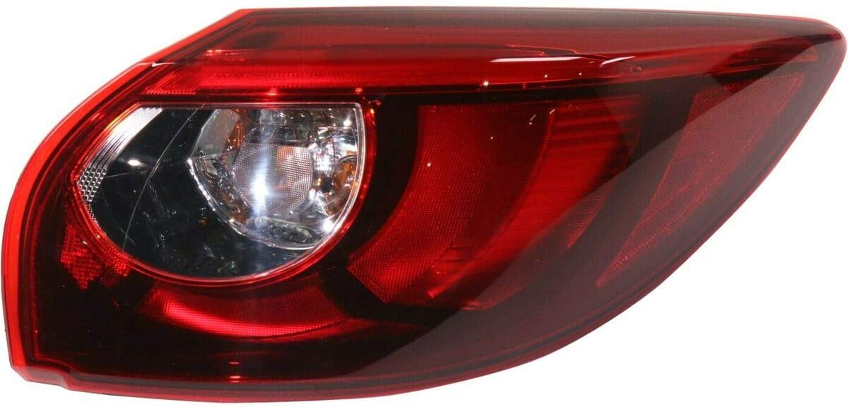 Tail Light Compatible with Arlington Mall 2016 Challenge the lowest price of Japan CX-5 Outer Side Mazda Passenger