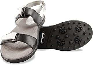 sandal style golf shoes