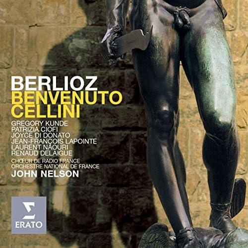 John Nelson/Orchestre National De France/Patrizia Ciofi/Laurent Naouri/Gregory Kunde