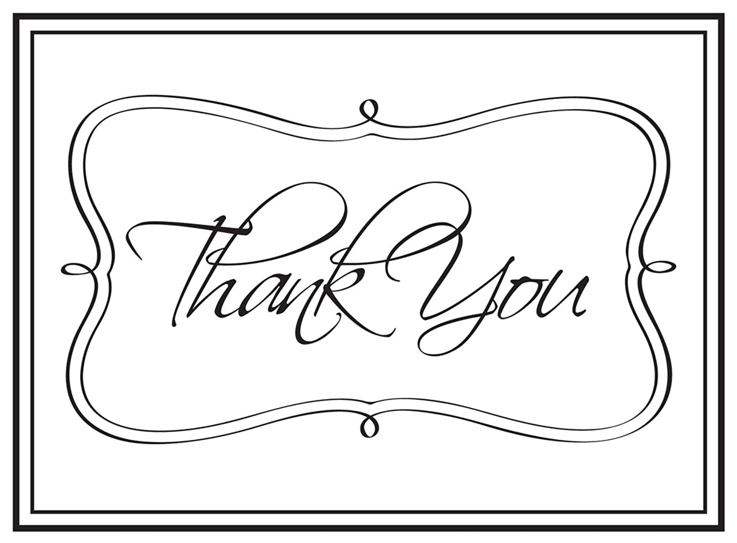 Darice Thank You Embossing Folder, 4.25-Inch by 5.75-Inch