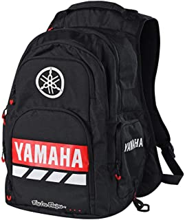Troy Lee designs Official Yamaha Licensed RS2 Backpack (One Size, Black)