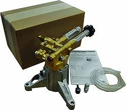 Annovi Reverberi RMW25G28-EZ-SX-PKG Triplex Plunger Pump Package, with EZ Start, Thermal Valve, Detergent Tube, Mounting Hardware