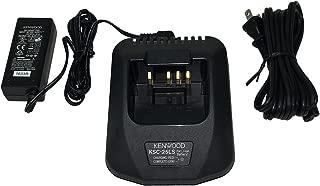 Kenwood KSC-25LSK Rapid Charger for NX-220, NX-320, TK-2140, TK-3140, TK-2160, TK-3160, TK-2170, TK-3170, TK-2360, TK-3360, TK-3173