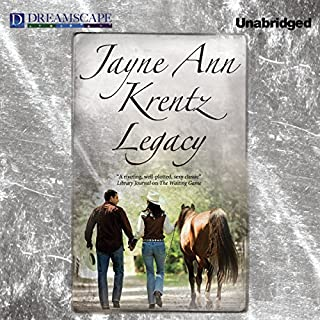 Legacy                   By:                                                                                                                                 Jayne Ann Krentz                               Narrated by:                                                                                                                                 Allyson Ryan                      Length: 7 hrs and 18 mins     63 ratings     Overall 3.6