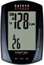 CatEye Strada Digital Wireless Speed and Heart Rate Bicycle Computer CC-RD420DW