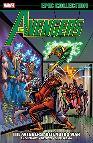 Avengers Epic Collection: The Avengers/Defenders War (Avengers (1963-1996)) (English Edition)