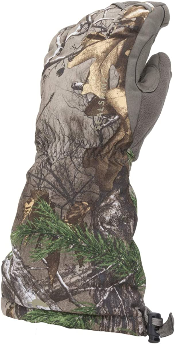 SEALSKINZ Special New products, world's highest quality popular! price Unisex-Adult Waterproof Extreme Cold Realtree Weather