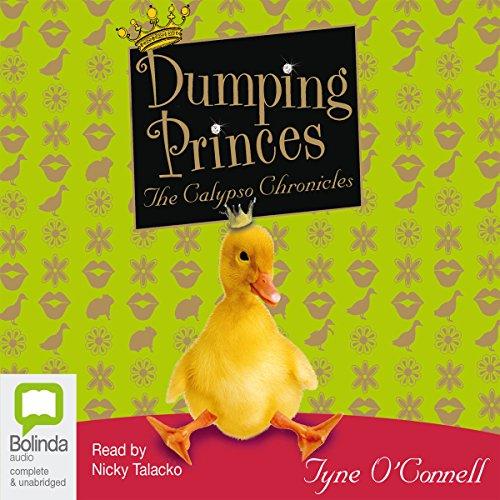 Dumping Princes audiobook cover art