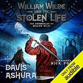 William Wilde and the Stolen Life cover art