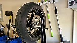 BikeMaster Wheel Balancer And Truing Stand 800-256