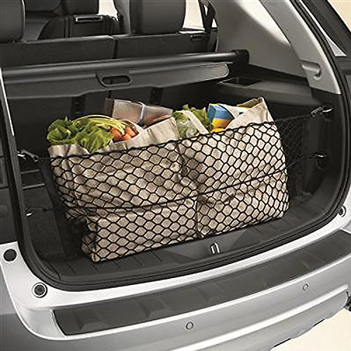 VCiiC Envelope Trunk Cargo Net for Chevrolet Equinox GMC Terrain GMC Acadia Buick Enclave Chevy Traverse 2010 11 12 13 14 15 2016 2017 2018 2019 New