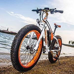 Rico Bit rt-022 1000 W 48 V 17 Ah Electric Bike 26 pulgadas ...