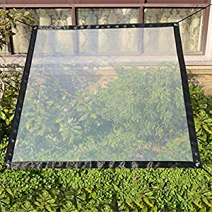 Sureh - Lona impermeable con ojales y lonas, 2 x 1 m, resistente a la intemperie