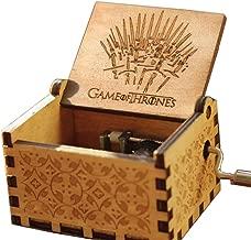 Cuzit Caja de música de Juego de Tronos, manivela de Mano ...