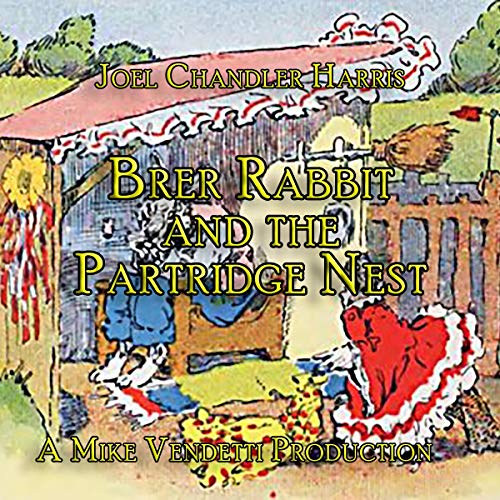 『Brer Rabbit and the Partridge Nest』のカバーアート