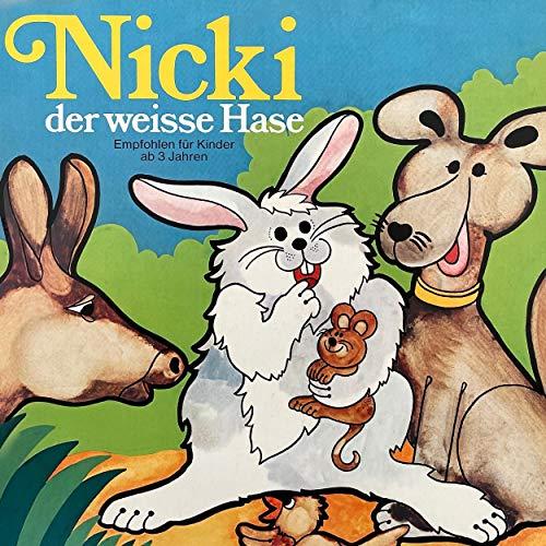 Nicki der weiße Hase cover art