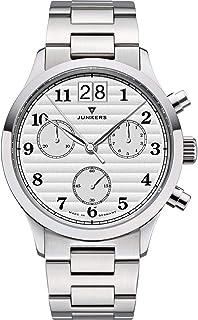 Junkers - Tante JU - Reloj analógico de cuarzo y cristal de zafiro