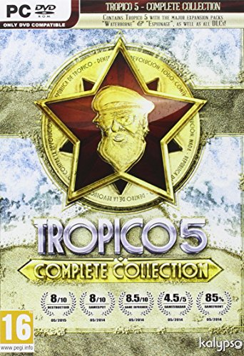 Tropico 5 (Complete Collection) PC