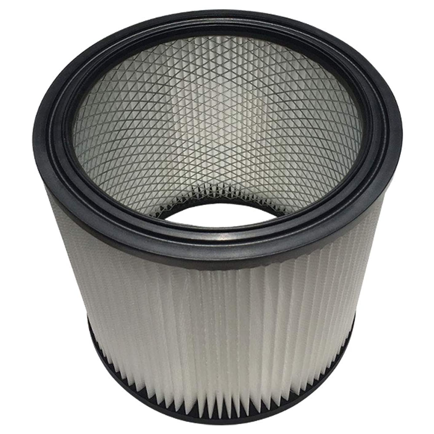 HIHEPA Cartridge Filter Compatible with Shop-Vac 90304 9030400 903-04-00 LB650C QPL650 Compound Filter U,Fit Part # MSD-4518600