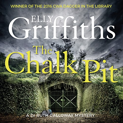 The Chalk Pit audiobook cover art