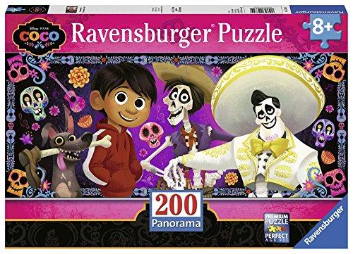 Ravensburger- Puzzle 200 Piezas, (1)