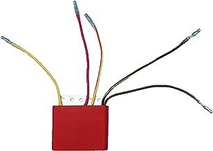 Tuzliufi Replace Voltage Regulator Rectifier Polaris ATV UTV Magnum 325 Sportsman 50 335 400 500 XPlorer Xpress 300 Trail Boss Worker XPedition 425 Ranger Big Boss 400L Norweigen Swedish 5 Wires Z63