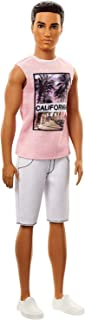 Mattel  Barbie Fashionistas Cali Cool Ken Doll