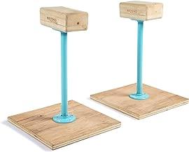 Handstand Canes; Split Base for Yoga, Gymnastics, Crossfit, Calisthenics, Body Weight Training