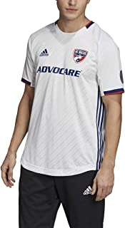 adidas FC Dallas Away Authentic Jersey - Men's Soccer
