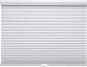 Trader Blinds Cordless Light Filtering Cellular Shade White 28
