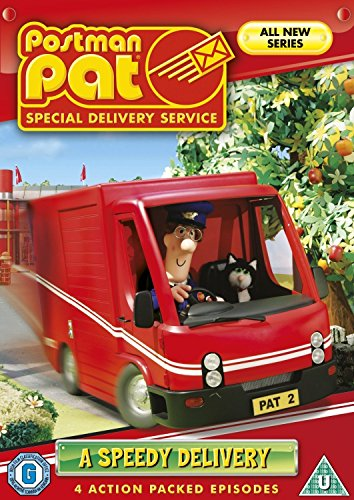 Postman Pat - Special Delivery Service - Series 1 (4 Episodes) [DVD]