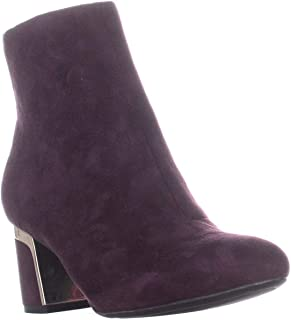 DKNY Corrie Ankle Boots, Oxblood