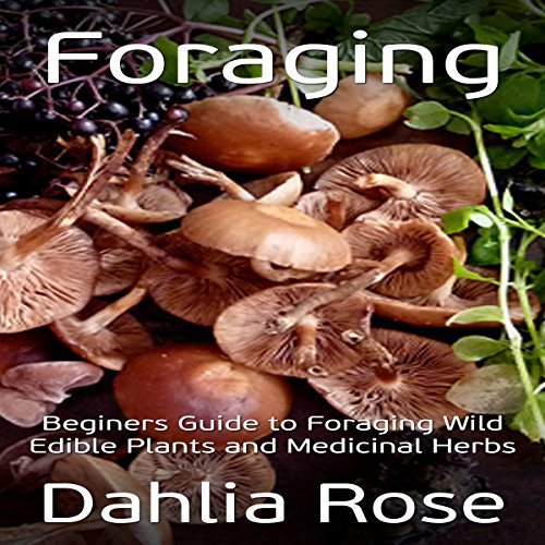 Foraging audiobook cover art