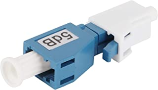 Optical Fiber Attenuator, Eliminate Interference Optical Fiber Flange High Return Loss Repeatability and Wear Resistance f...