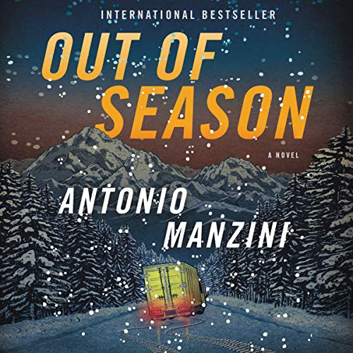 Out of Season audiobook cover art