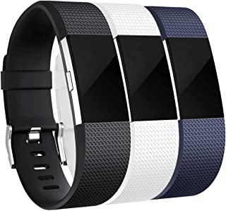 fitbit charge 2 bands 3 pack