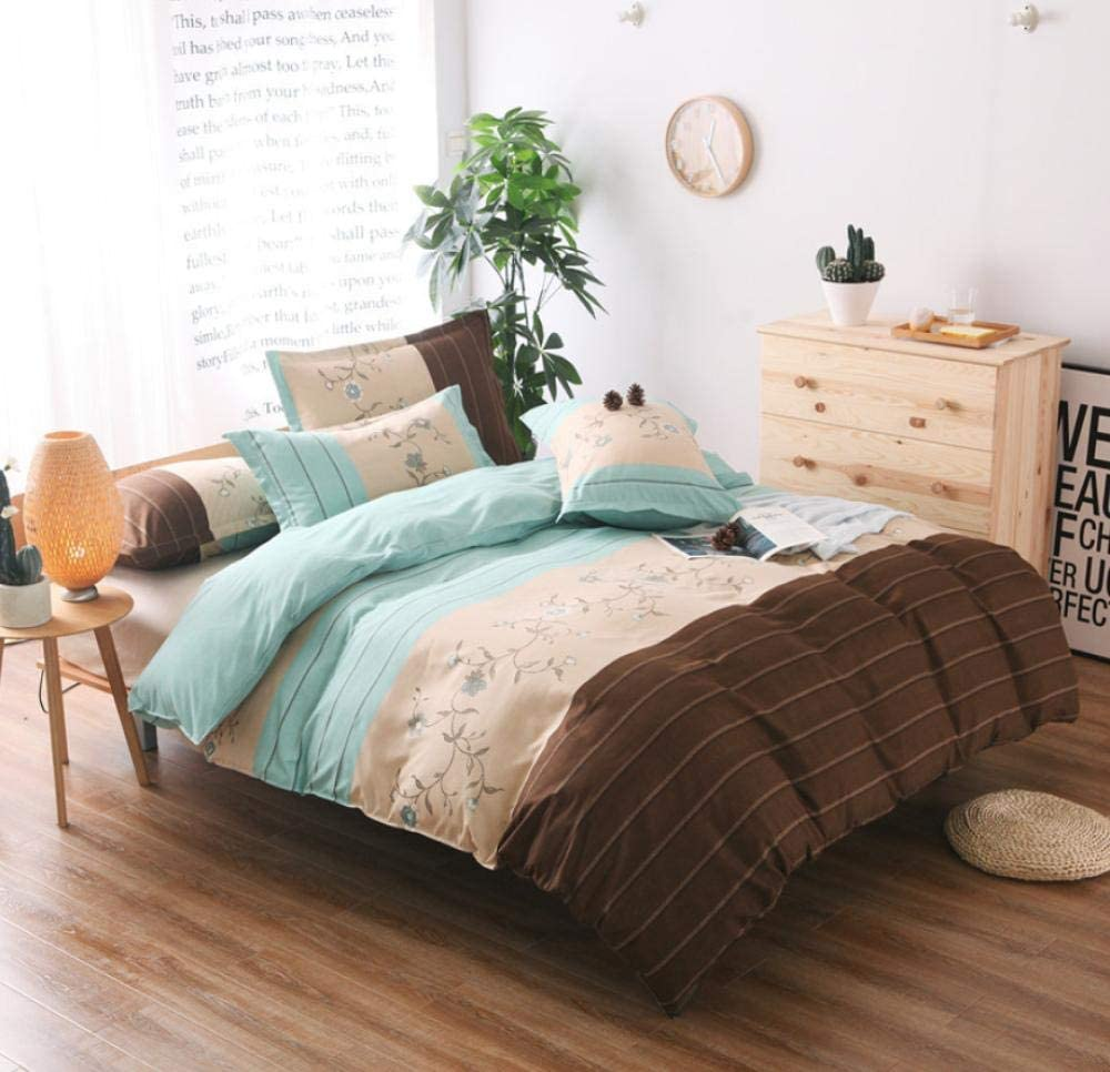 Duvet Cover Set 3 Piece Sales Challenge the lowest price Pillowcases 2 and Bed Bedding