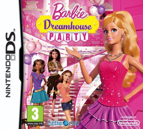 Barbie Dreamhouse Party [Importación Italiana]