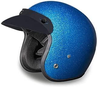 Best blue metal flake motorcycle helmet Reviews