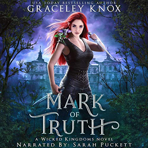 Mark of Truth Audiobook By Graceley Knox cover art
