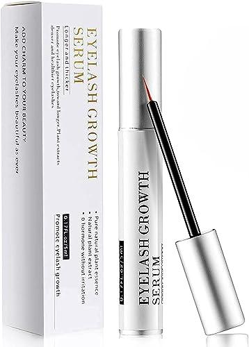 BELA DIVO Premium Eyelash Growth Serum, Eyebrow Enhancer - Irritation Free - Natural Ingredients Lash Boost Serum - F...