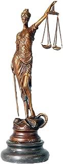 Best lady justice sculpture Reviews
