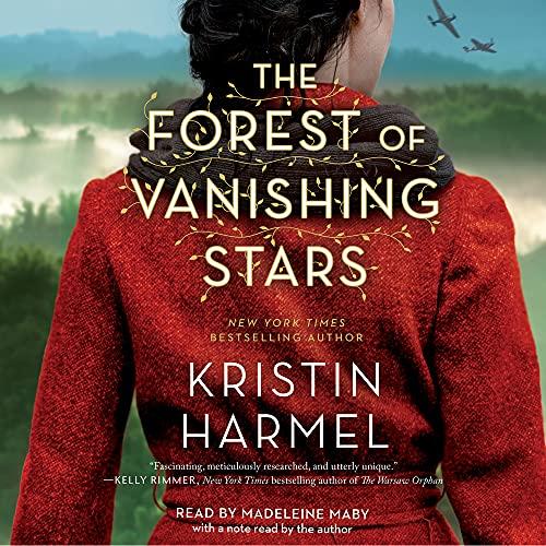 The Forest of Vanishing Stars Audiobook By Kristin Harmel cover art