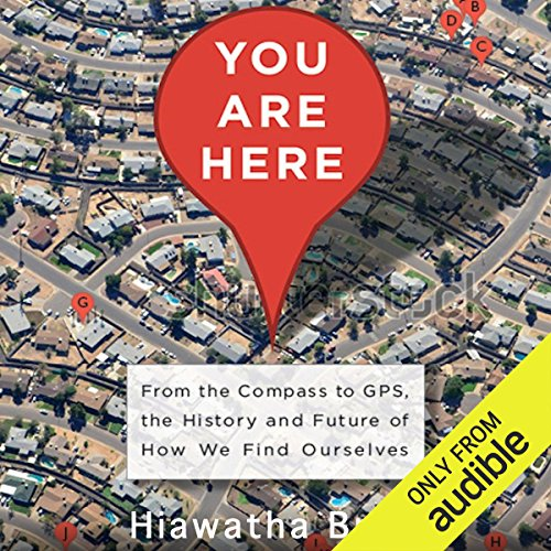 You Are Here audiobook cover art