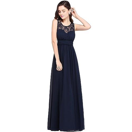 size 40 9420c 8cd69 Ballkleid Elegant: Amazon.de